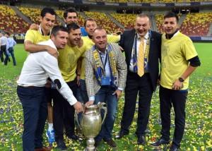 2.FOTBAL:FC PETROLUL PLOIESTI-CFR 1907 CLUJ NAPOCA 1-0,CUPA ROMANIEI TIMISOREANA (1.06.2013)