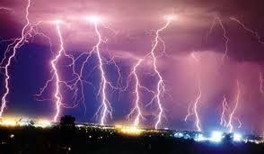 Încălzirea globală şi frecvența fulgerelor
