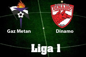 Liga I, etapa 15. Gaz Metan - Dinamo