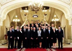 Lista lui Ponta. Ce miniştrii vor fi daţi afară din Guvern