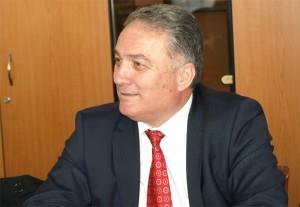 Noul prefect al județului Dâmbovița.