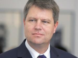 Klaus Iohannis, felicitat de președintele Ucrainei.