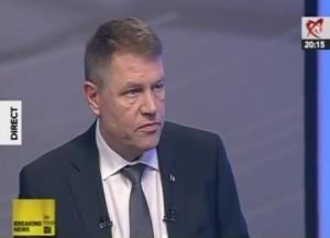 Iohannis: Nu vreau să îl văd pe Băsescu premier