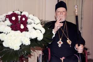 A murit Arhiepiscopul Romanului şi Bacăului, Înaltpreasfinţitul Eftimie.