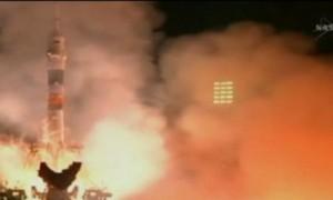 NASA: Capsula Soiuz a ajuns fără probleme la bordul ISS (foto:muntenia-news.ro)