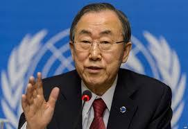 Ban Ki-moon despre soluționarea conflictului din Gaza (foto:teimun.org)