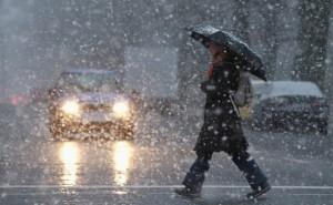 Avertisment ANM: Lapoviță și ninsoare în întreaga țără ! (foto:psnews.ro)