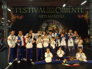 România a câştigat peste 50 de medalii la Campionatul Mondial de Arte Marțiale