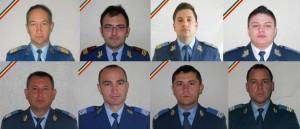 Militarii decedati in accidentul de elicopter IAR 330 PUMA MEDEVAC