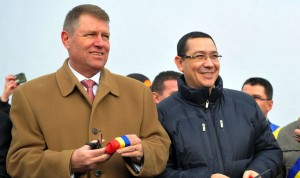 PRIMA DEZBATERE TV Iohannis-Ponta (live video)