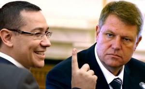 Dezbatere Iohannis-Ponta la B1 TV.