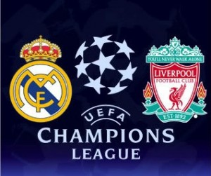UEFA Champions League, grupa B: Real Madrid vs Liverpool