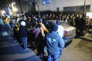 Protest în faţa MAE. Băsescu cere demisia ministrului de Externe