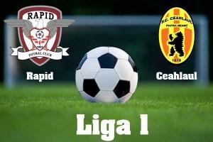 Liga I, etapa 14: Rapid - Ceahlăul (live video)