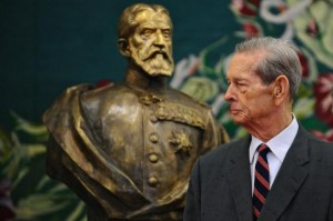 Regele Mihai I, sărbătorit la Palatul Elisabeta.
