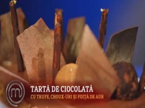 MasterChef, 11 noiembrie: Pentru cine a avut gust amar tarta de ciocolată (foto:captura video)