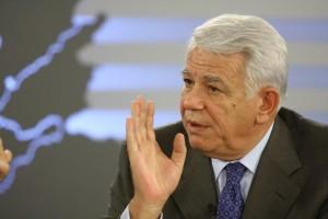 Teodor Meleșcanu, propunerea lui Ponta pentru Ministerul de Externe.