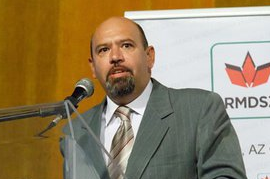 Marko Attila Gabor, deputat UDMR.