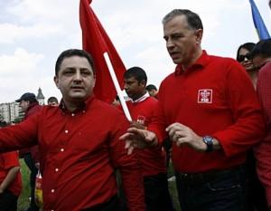 Geoană, Vanghelie şi Şova au fost excluşi din PSD.