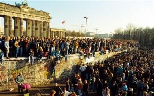 25 de ani de la caderea Zidului Berlinului