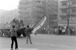 """Asociaţia """"21 Decembrie 1989"""" comemorează 25 de ani de la Revoluţie"""