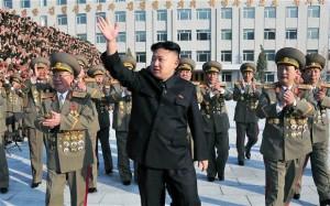 Coreea de Nord: Cetățenii cu numele Kim Jong-un obligați să-l schimbe (foto:telegraph.co.uk)