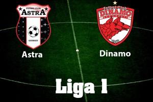 Liga 1, etapa 17. Astra Giurgiu - Dinamo