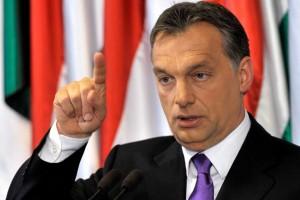 Premierul maghiar Viktor Orban.
