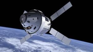 NASA a lansat cu succes capsula Orion.