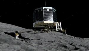 Eșec în misiunea Robotul Philae pe cometa Ciuriumov-Gherasimenko (foto:inquisitir.com)