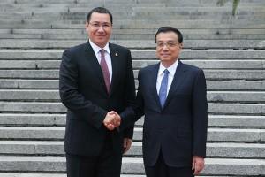 Cum a decurs întâlnirea dintre Ponta și premierul chinez