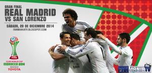 Real Madrid - San Lorenzo, scor 2-0