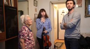 Povestea emoționantă a violonistei Alice Muller.