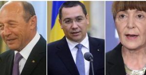 Băsescu, Ponta şi Macovei manipulează justiția.
