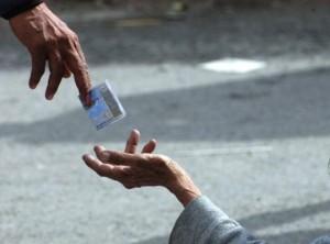 Suedia: Un cerșetor român a câștigat la loterie