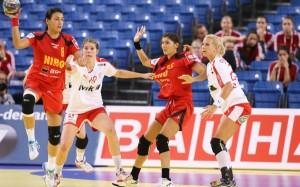 CE handbal feminin: România - Ucraina, scor 23-22