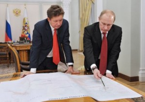 Ruşii i-au pus cruce gazoductului South Stream