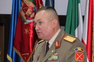 Generalul locotenent Nicolae CIUCĂ, noul şef al Statului Major General