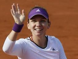 Simona Halep, cea mai bună tânără jucătoare din 2014.