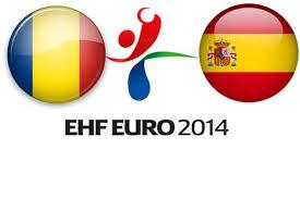 CE handbal feminin. Romania - Spania 22-20