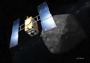 De ce a amânat Japonia lansarea sondei Hayabusa-2  (foto:universetoday.com)