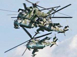 Elicopterele rusești Mi-17 și Ka-226T vor fi asamblate în India (foto:redstate.com)