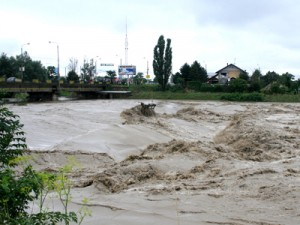 Bilanțul inundațiilor din Giurgiu și Teleorman