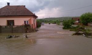 Giurgiu: Bilanțul inundațiilor cauzate de Neajlov și Dâmbovnic  (foto:stiriflux.ro)
