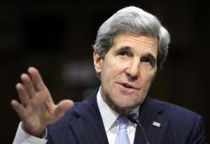Șeful diplomaţiei americane, John Kerry.