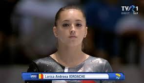 Larisa Iordache, aur la Cupa Mondială de la Glasgow