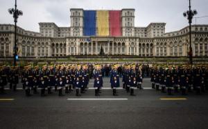 Ziua Națională a României. Parada militară