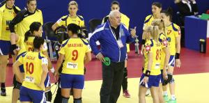 CE handbal feminin: România - Danemarca, scor 29-29