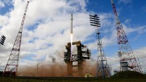 Noua rachetă tip Angara, testată cu succes de Rusia (foto:21space.info)