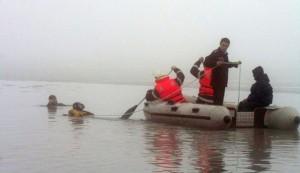 Elicopter prăbșuit în Siutghiol. Toate persoanele aflate la bord au murit (foto:mondonews.com)